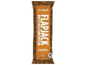 CEREA Flapjack arašidy 60g