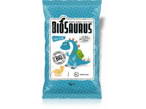 Bio Biosaurus 50g morská soľ
