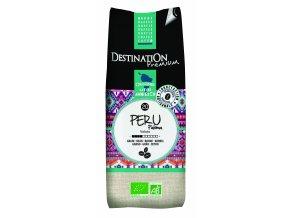 BIO Káva zrnková Peru DESTINATION 250g