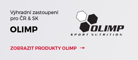 Výhradní zastoupení značky Olimp