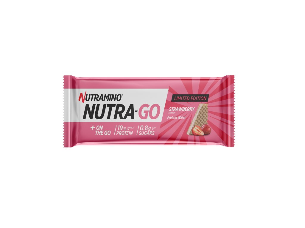 Nutra Go Low Sugar Wafer Summer LIMITED EDITION