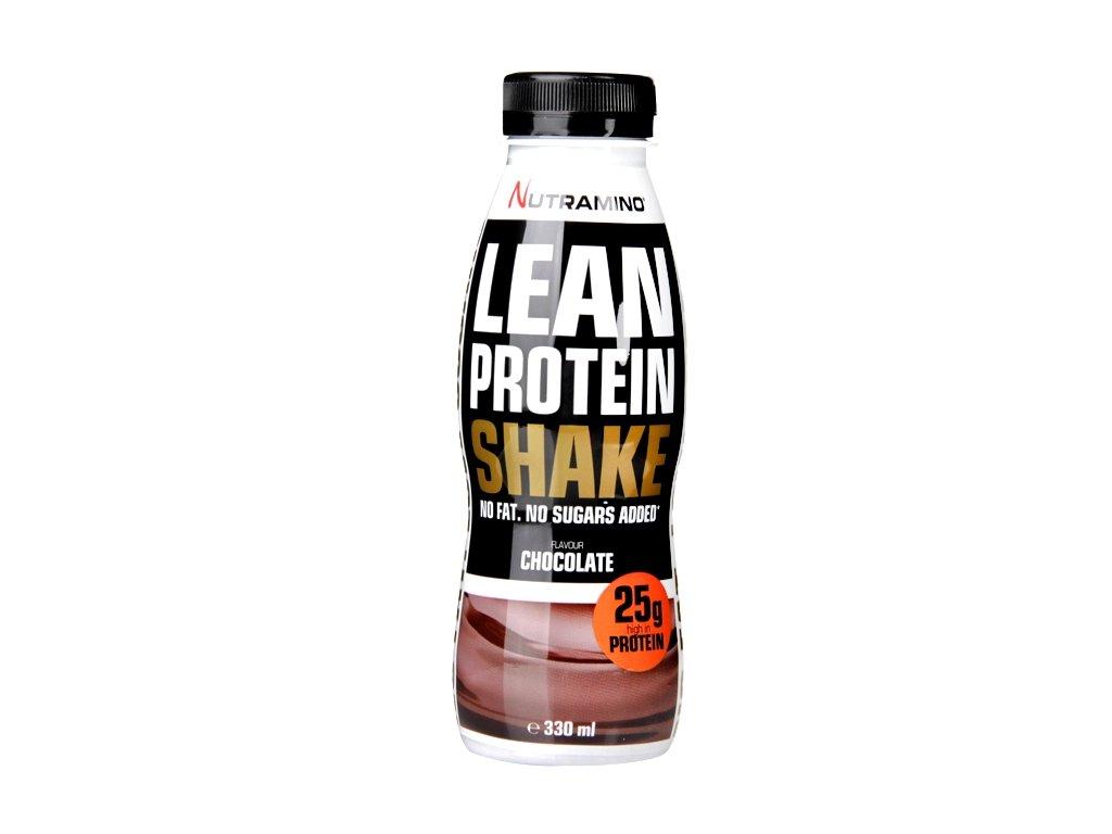 Nutramino LEAN Protein Shake Příchuť Čokoláda - 330ml