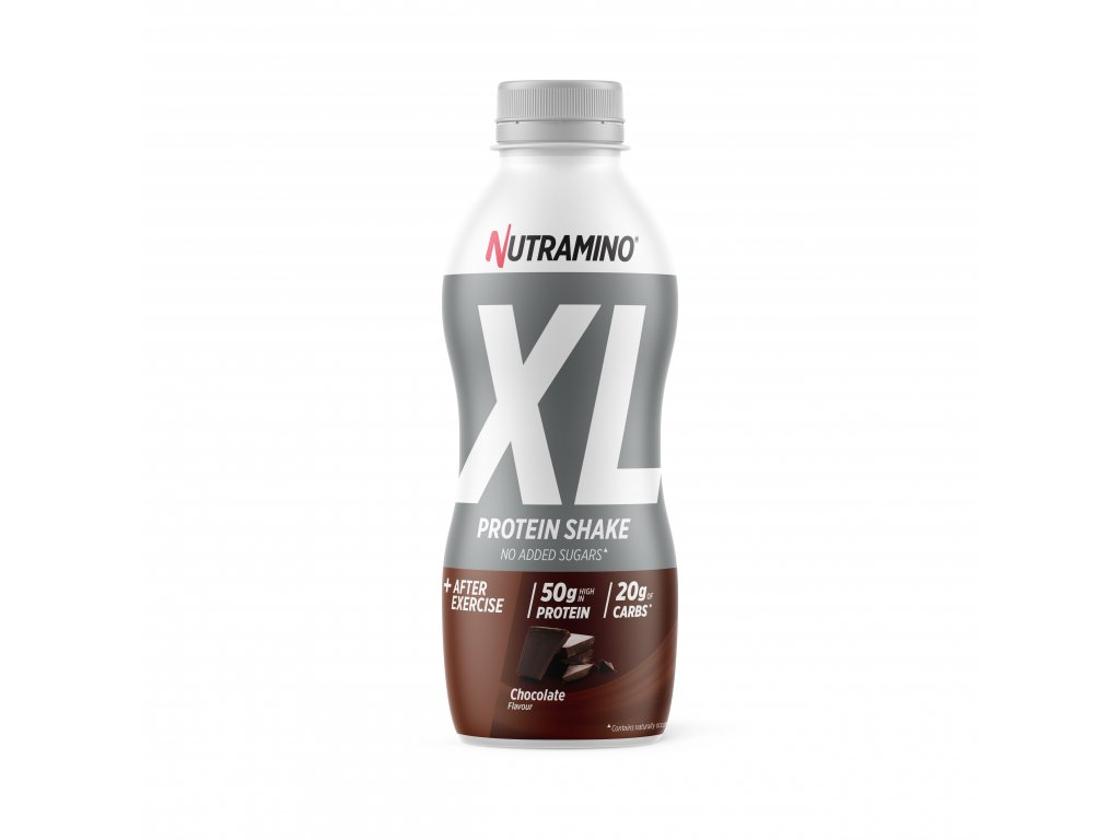 XL Protein Shake Less Sugar Chocolate