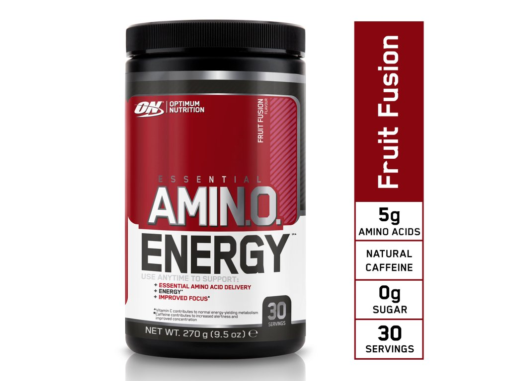 UK EU ON Amino Energy 270g fruit fusion