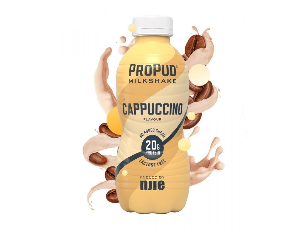 Milkshake cappuccino 330ml 878x1024