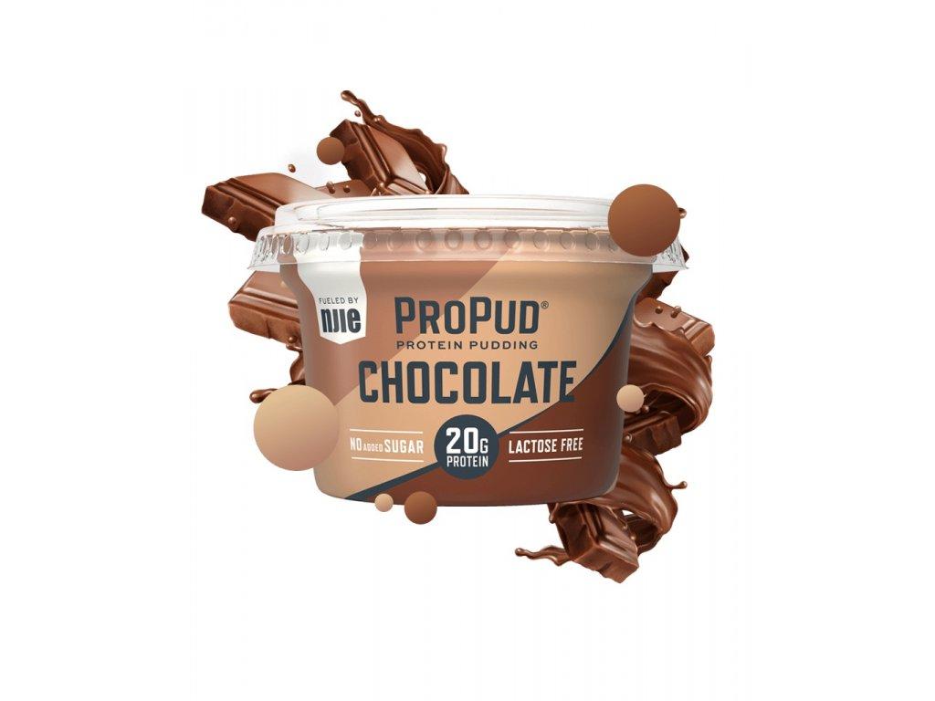 Chocolate Pudding 878x1024px
