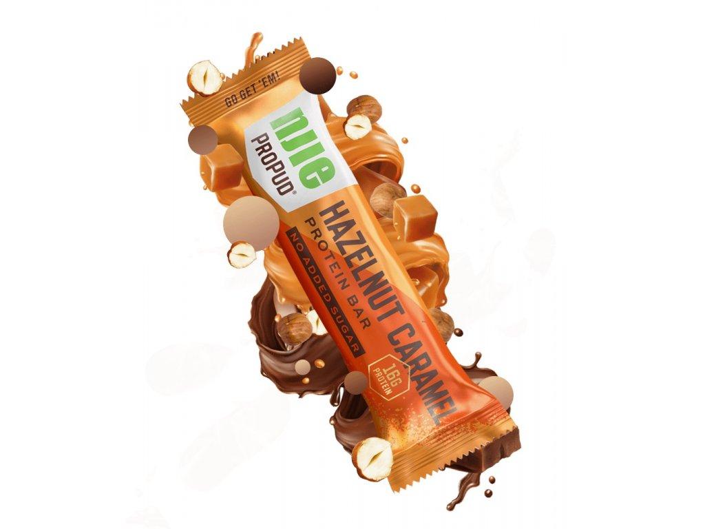 Caramel Hazelnut Bar 878x1024px