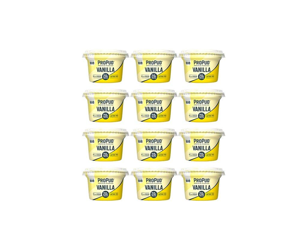 SA001410 ProPud 12x ProPud 200 g vanilla 1120