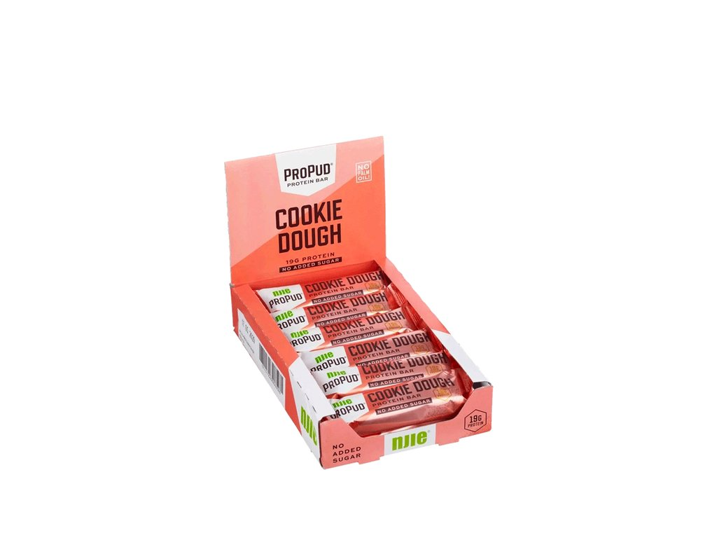 FP73181R ProPud Protein Bar 55g Cookie Dough 1220