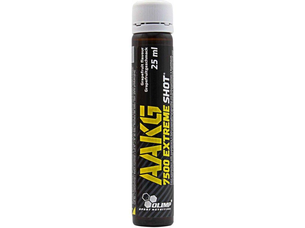 Olimp AAKG 7500 Extreme Shot Příchuť Grapefruit - 25ml