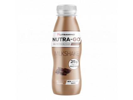 Nutra Go Milkshake 330ml NEW