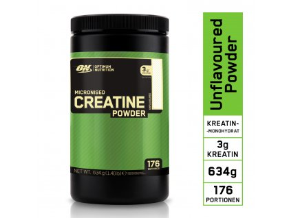 EU ON Creatine Powder 634g