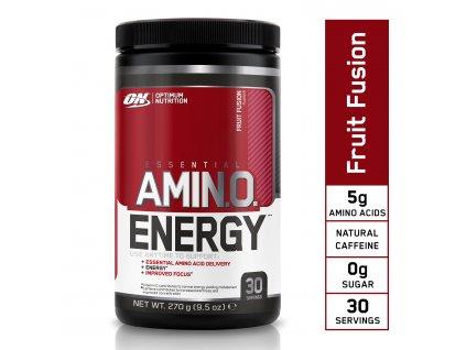 UK EU ON Amino Energy 270g fruit fusion