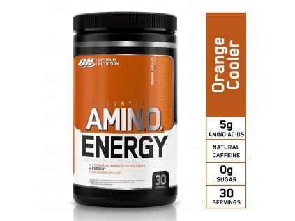 UK EU ON Amino Energy 270g orange cooler