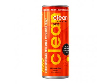 clean drink exotic 1