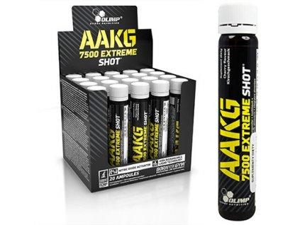 Olimp AAKG 7500 Extreme Shot Příchuť Grapefruit - balení - 20 kusů