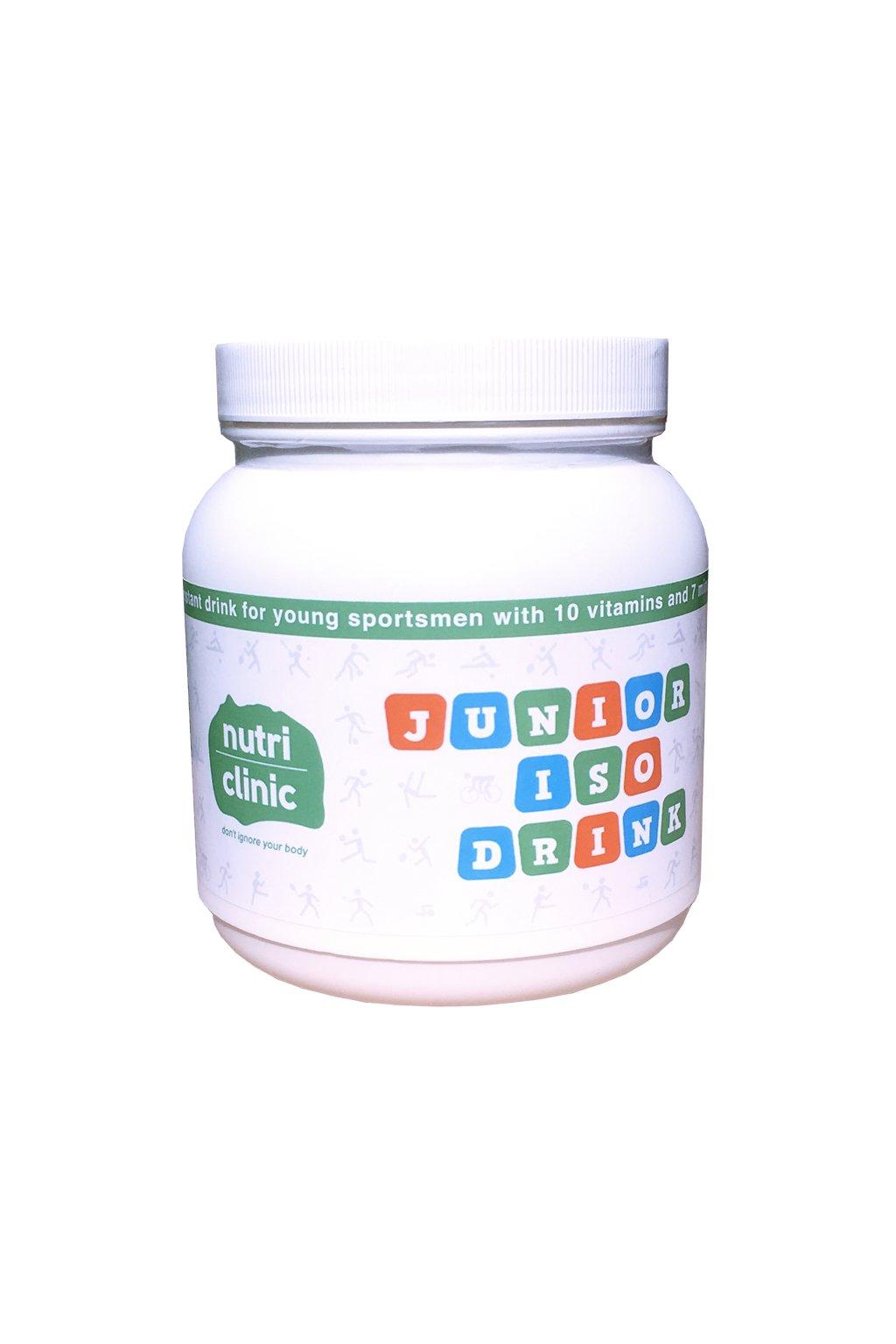 Nutri clinic Junior Iso Drink