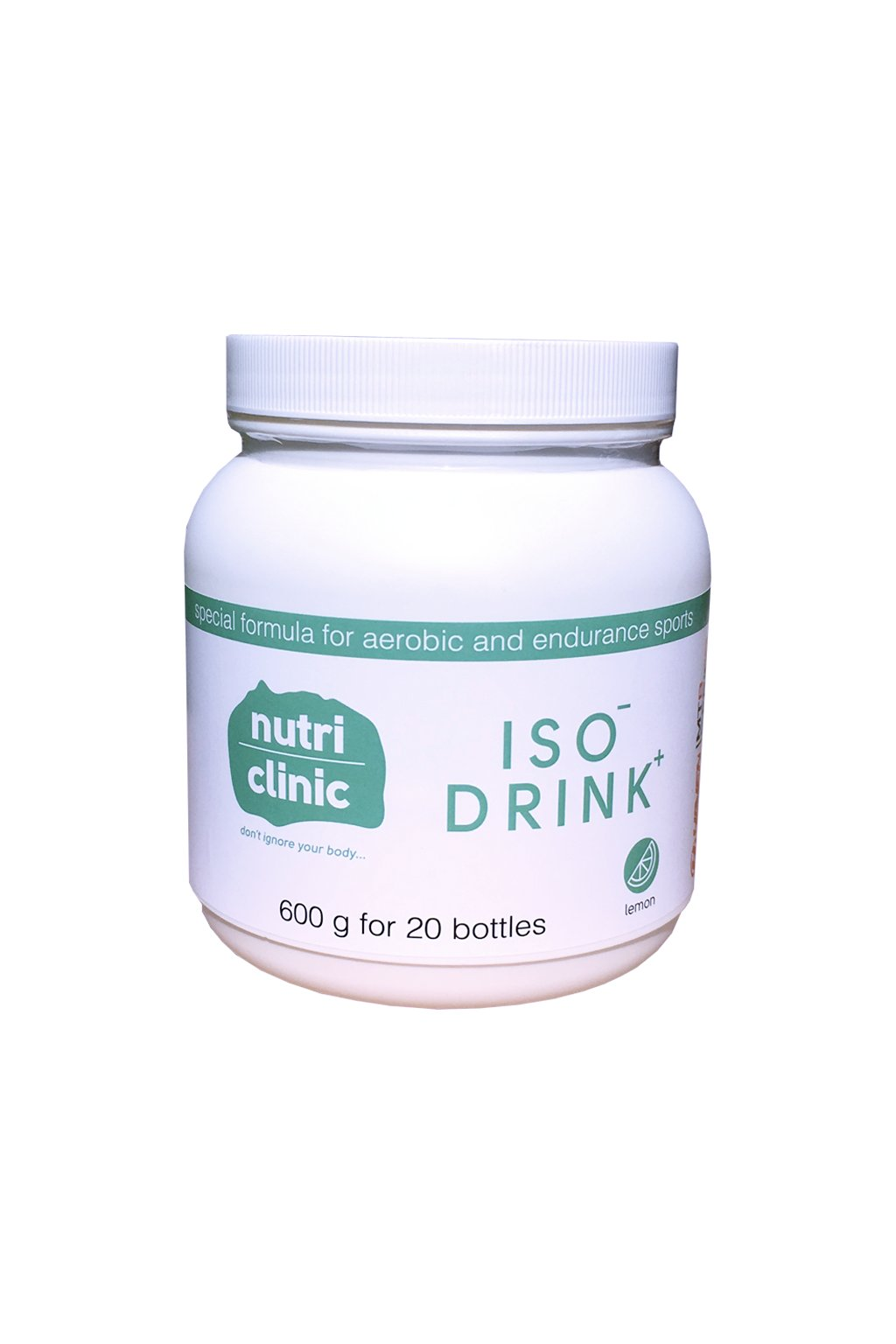 Nutri clinic Iso Drink 600g