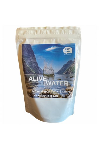 Nutri clinic Alive water