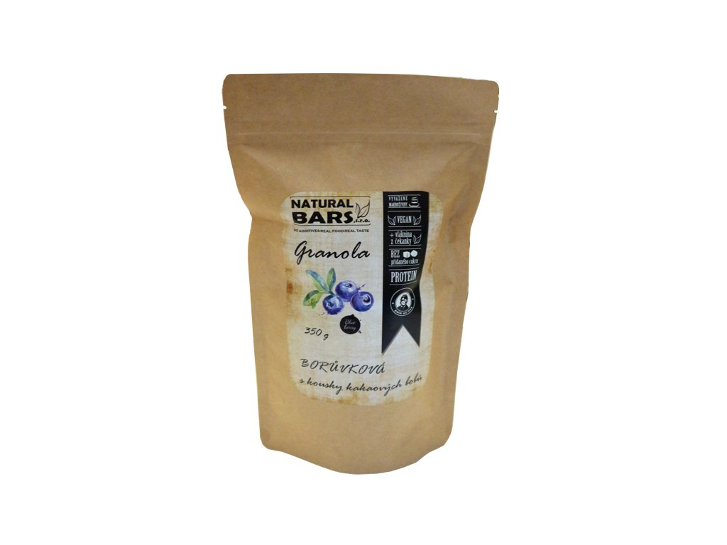 granola borůvka web3