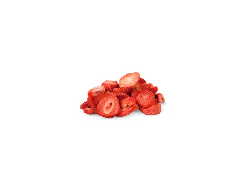 jahody lyophilization
