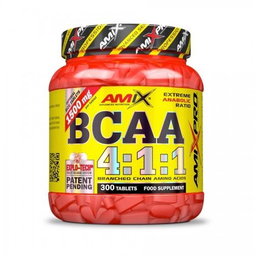 BCAA, Aminokyseliny