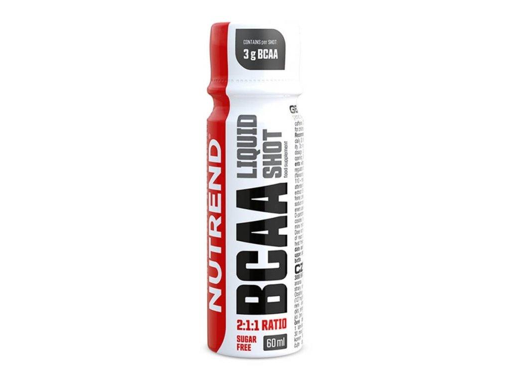 bcaa liquid shot 60ml 2021