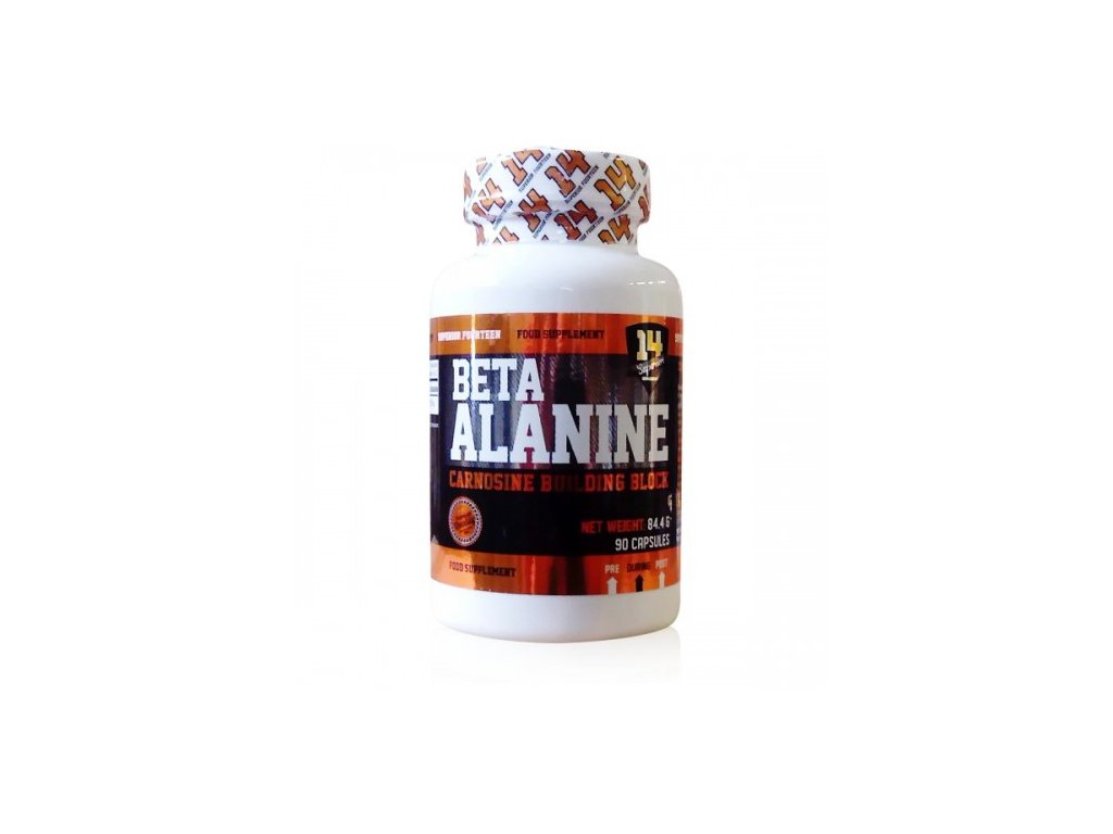Superior 14 Beta Alanine 90 cps.