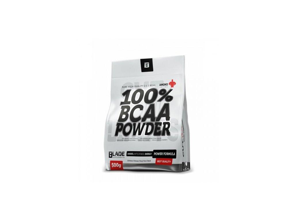 Hi Tec 100% bcaa powder 500g
