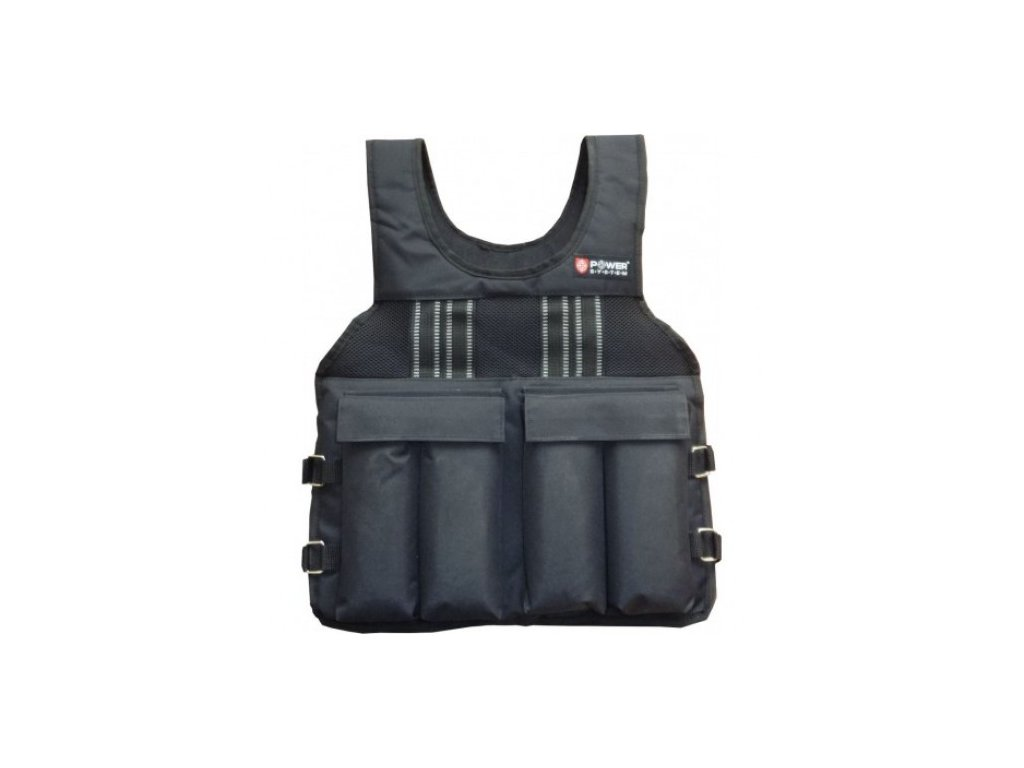 Zátěžová vesta Weighted vest 10Kg