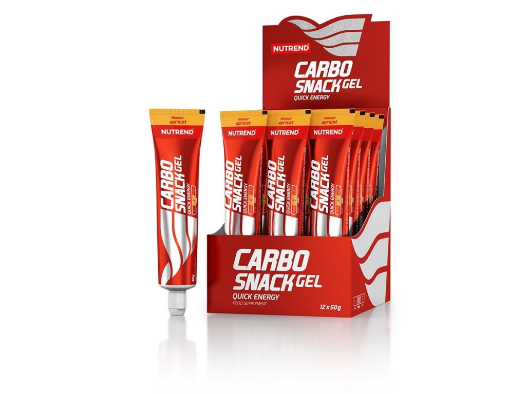 carbosnack gel 2019 apricot tube