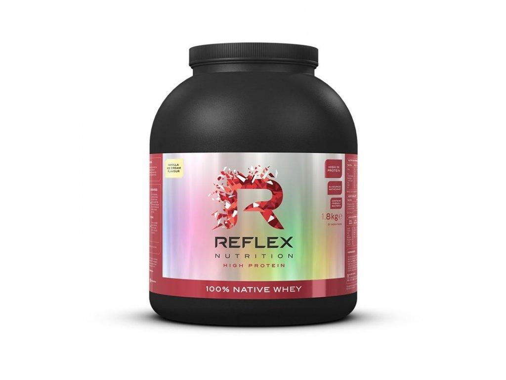 100nativewhey1,8kg(vanilla)NovyDesign reflex
