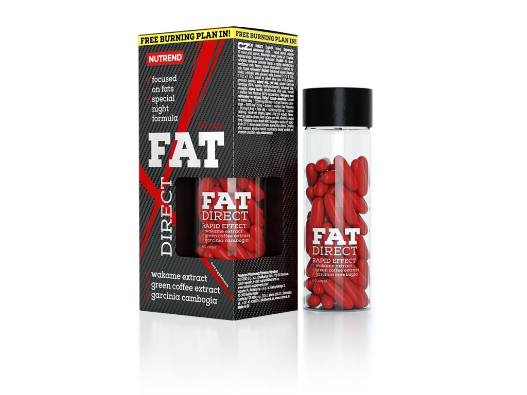 fat direct rapid efekt
