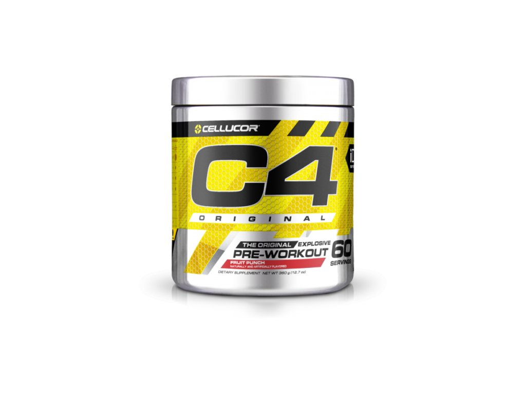 Cellucor C4 Pre-workout 390g 60 dávek