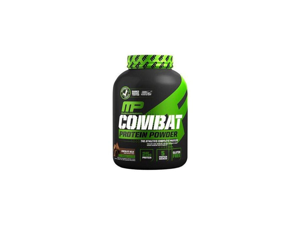 musclepharm combat powder 1800 g banan original