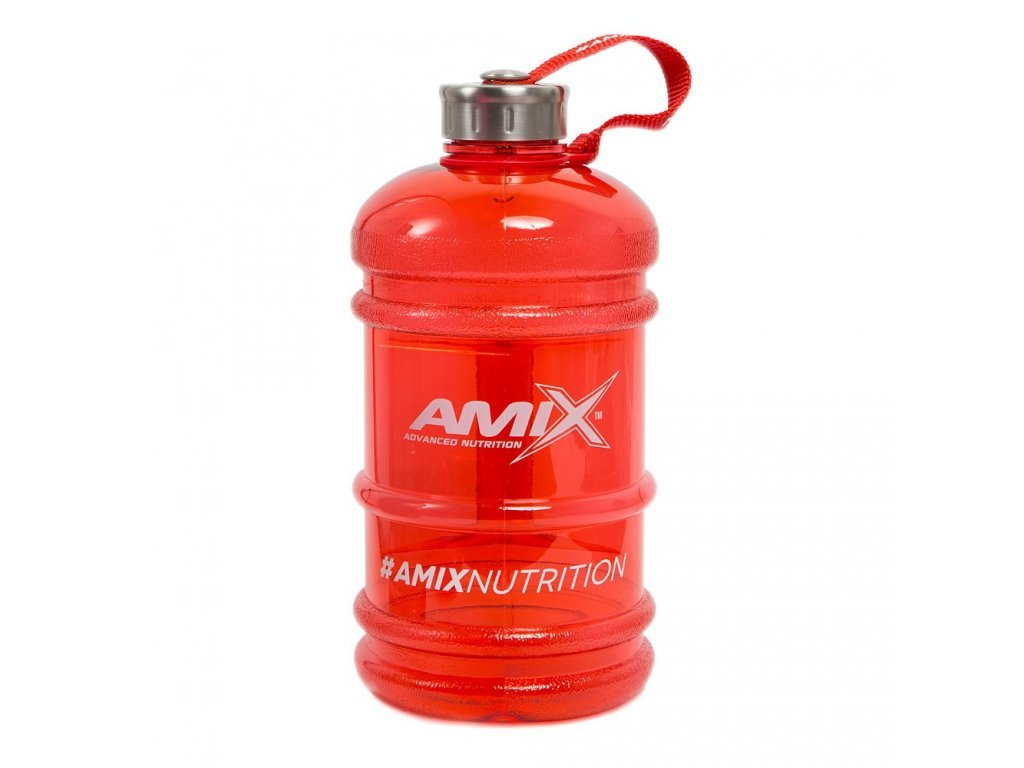 Amix Barel na vodu 2200ml červený
