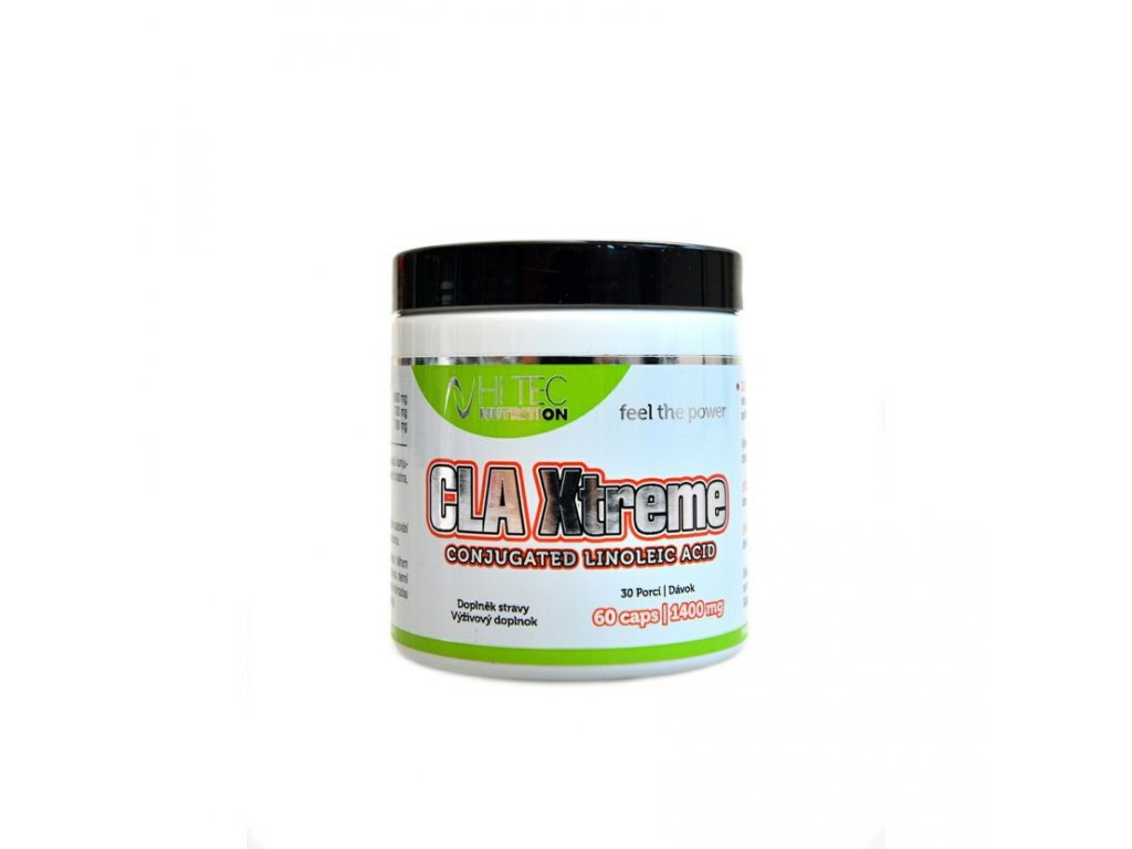 CLA XTREME 60 kaps/1400 mg