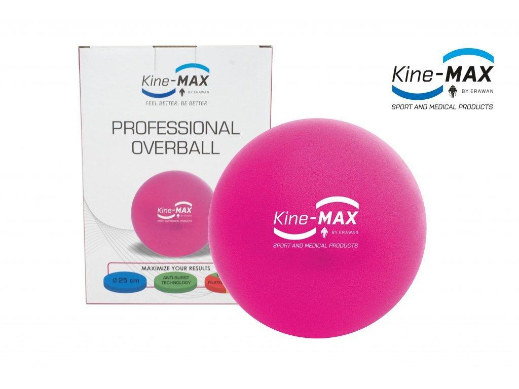 540 overball pink set logo