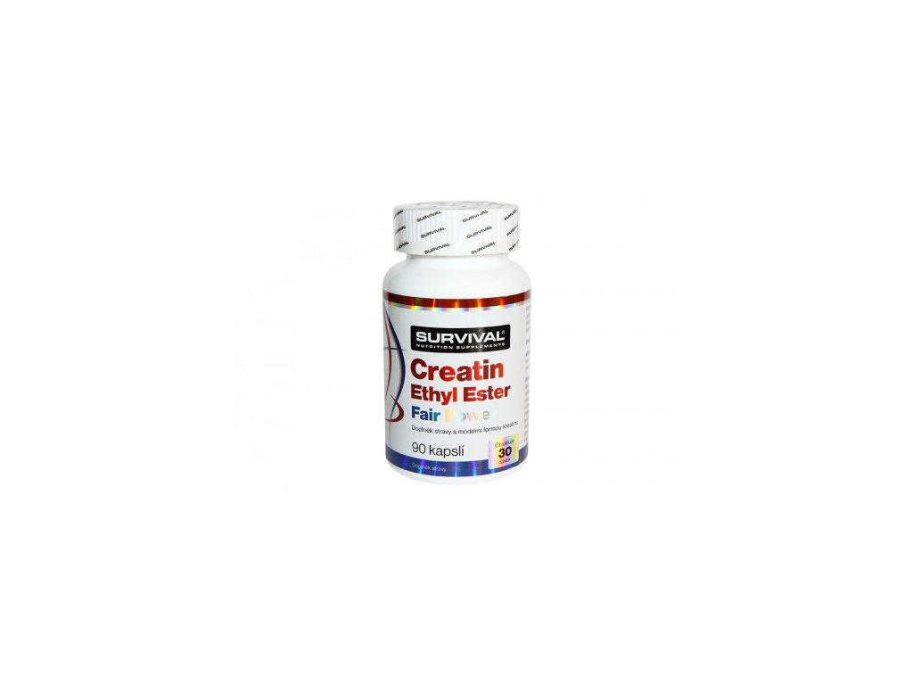 Survival Creatin Ethyl Ester 90cps.