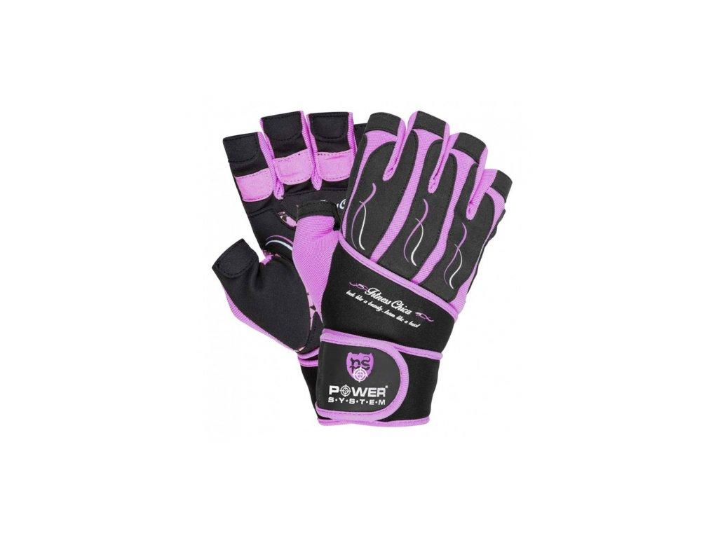 Dámské rukavice Fitness Chica