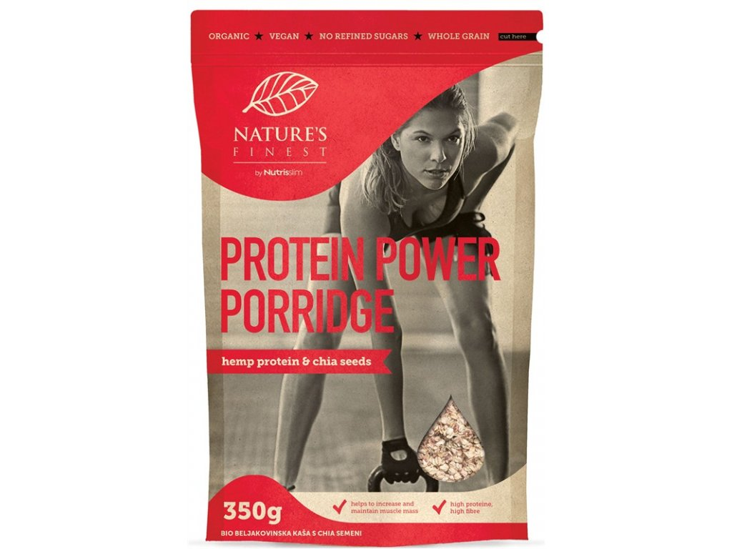 Protein power porridge