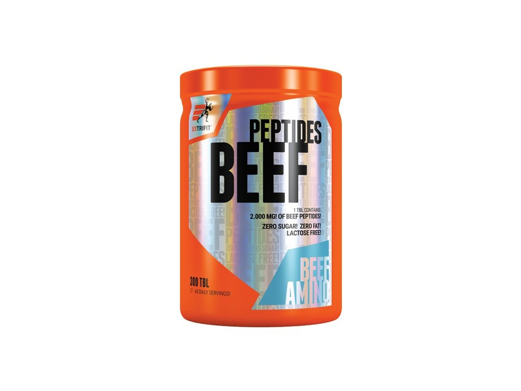 extrifit beef peptides 300 tablet original