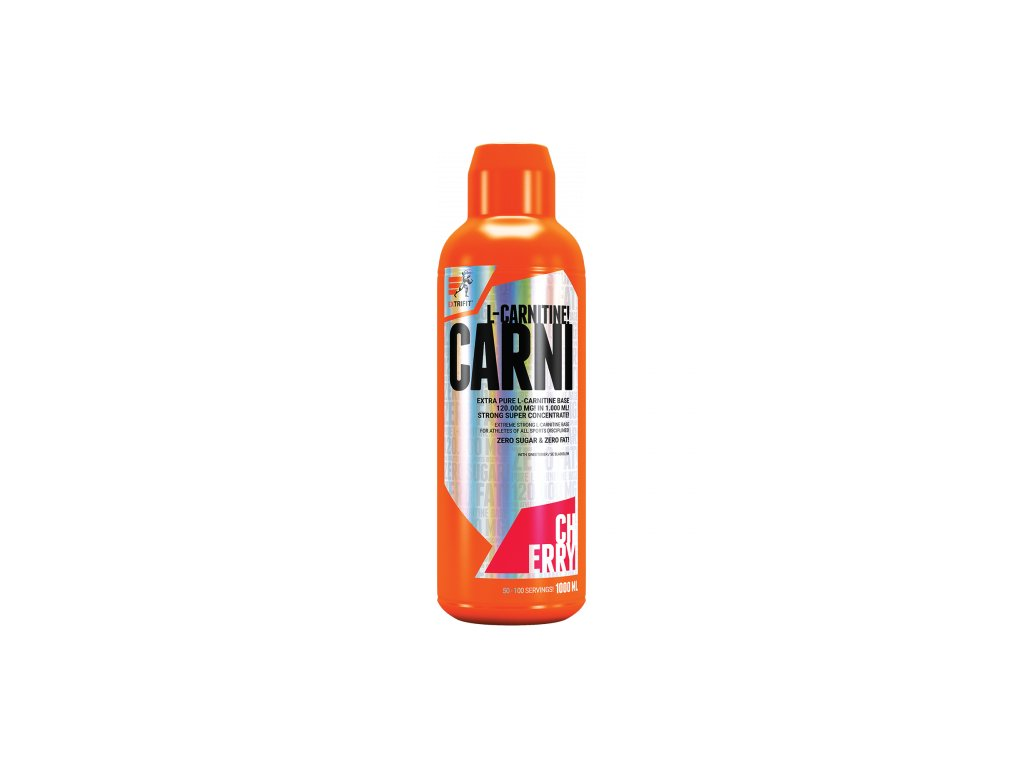 Extrifit Carni Liquid 120000 mg 1000ml