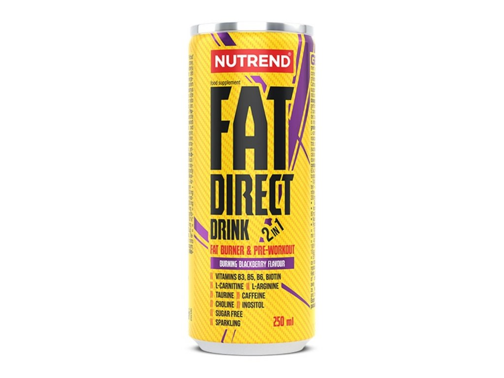 fat direct drink 250ml 2020