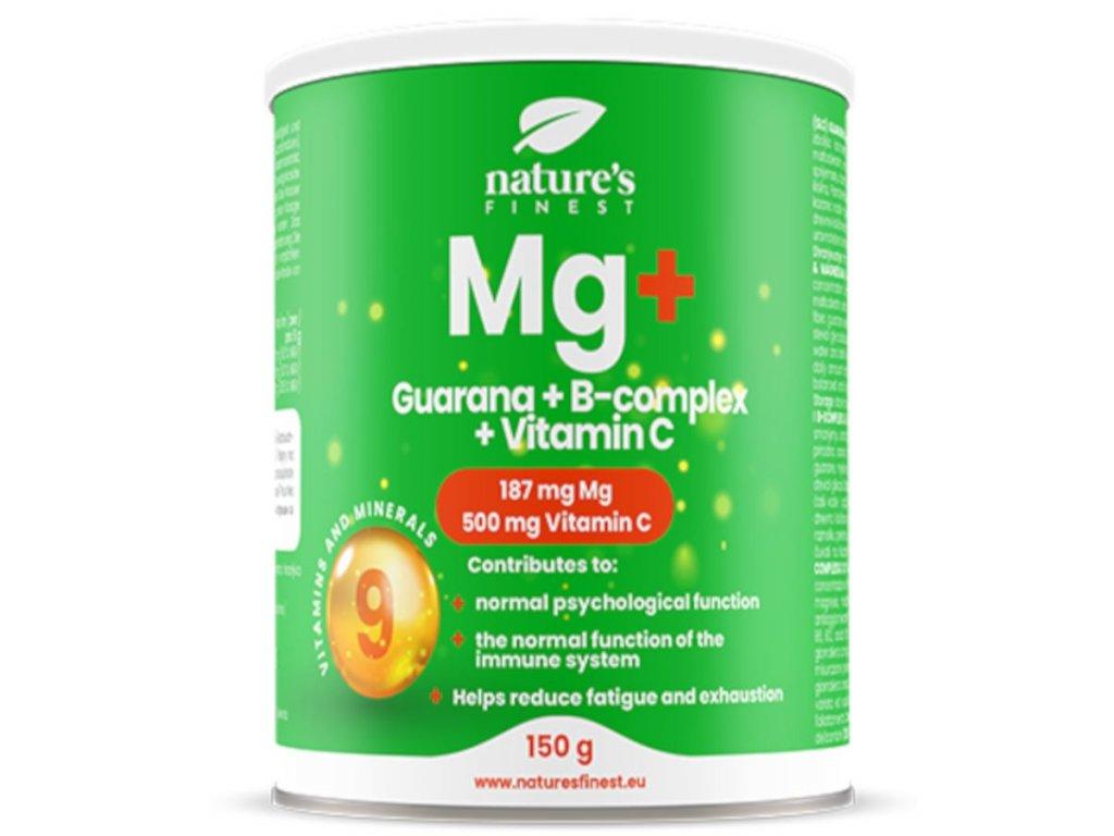 1 magnesium b complex vitamin c 150 g