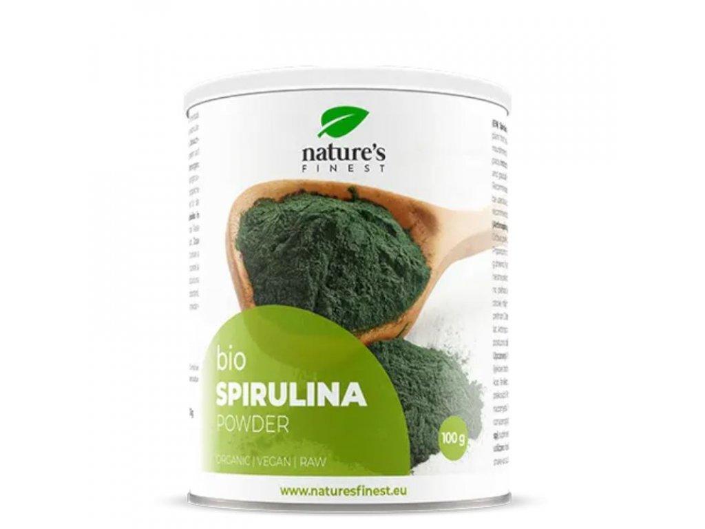 spirulina powder bio 100 g