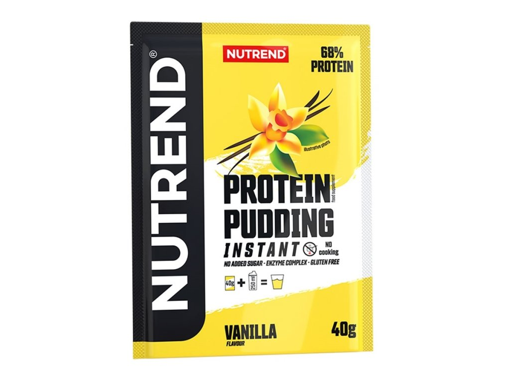 protein pudding 40g vanilla 2021