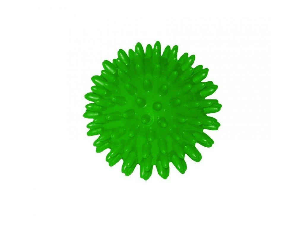 Míček masážní 70 mm modrý