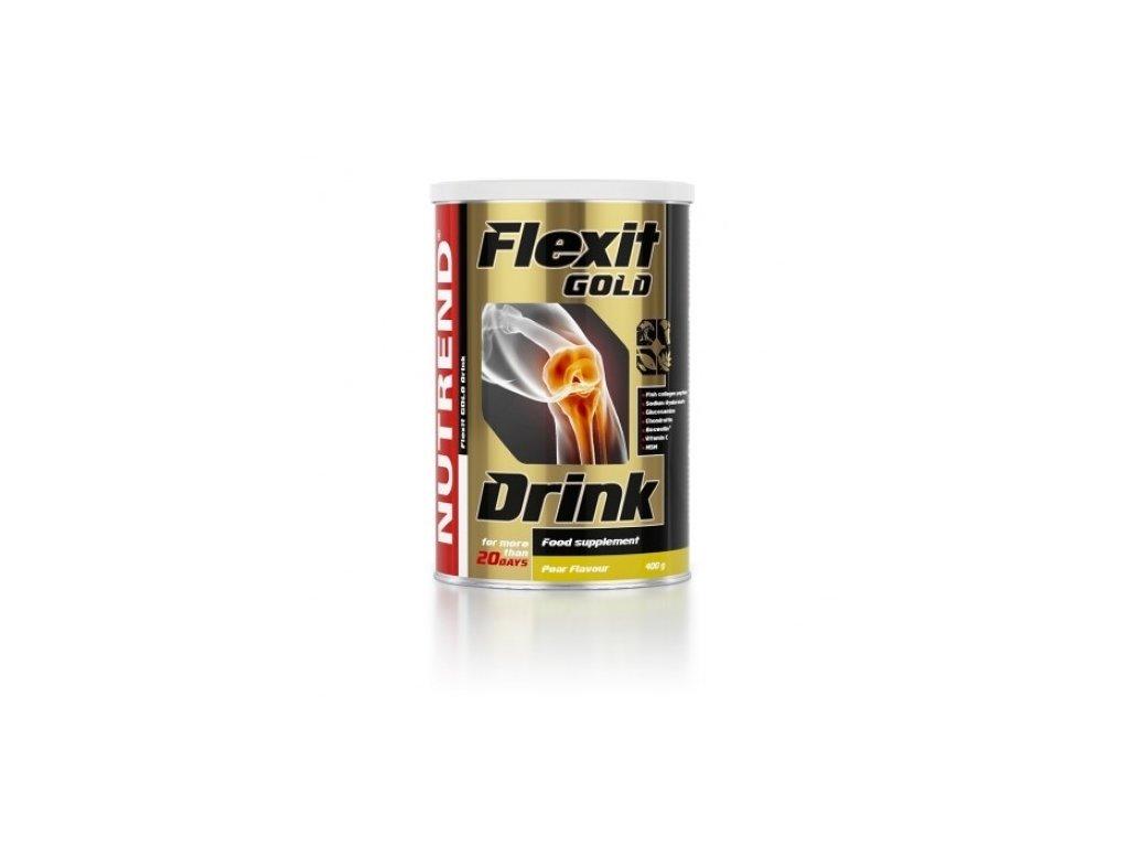 "Nutrend FLEXIT GOLD DRINK 400g  + Kupón ""START"" na slevu -10%"