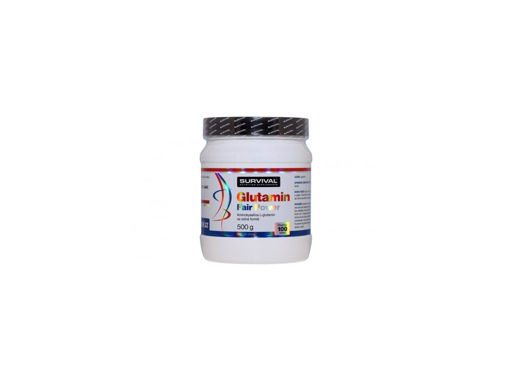 Survival Glutamin Fair Power® 500g